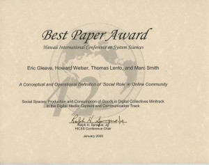 2009-january-hicss-best-paper-award-social-roles1
