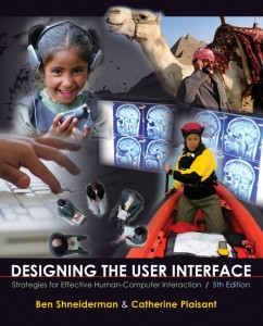 Designing the User Interface - 5th Edition