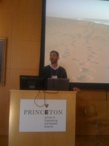 "Marc Smith talks about information at Princeton CITP ""Studying Society in a Digital World"" Conference"
