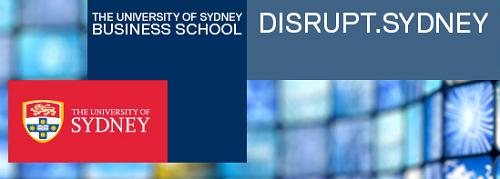 2014-Sydney Disrupt Conference