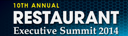 2014-Restaurant Executive Summit Banner