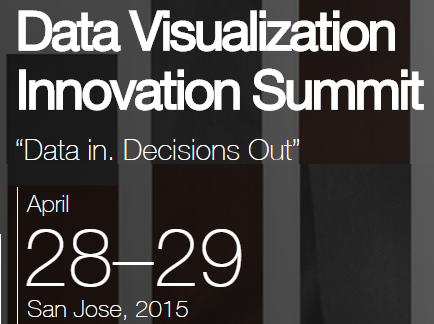 20150428-Innovation Enterprise-#DataViz15 Banner