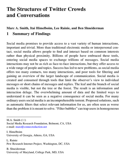 2015-07-30-Transparency in Social Media-Structures of Twitter Crowds and COnversations-Title Page